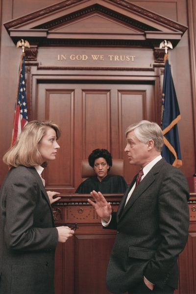how to prepare for a divorce court hearing