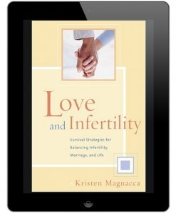 love and infertility by Kristen Darcy ebook