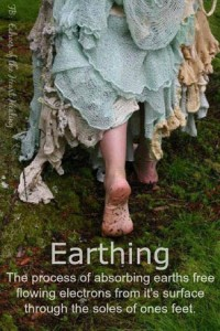 The Benefits of Earthing - Infertility Blog
