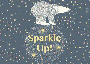 sparklepostcard