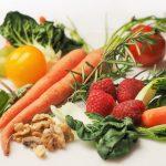 Healthy food for fertility